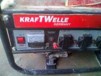 Przezwajanie prądnicy w agregacie prądotwórczym KraftWelle