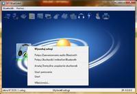 Połączenie słuchawek Bluetooth Stereo w Windows 7