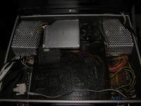 Przenośny komputer w walizce