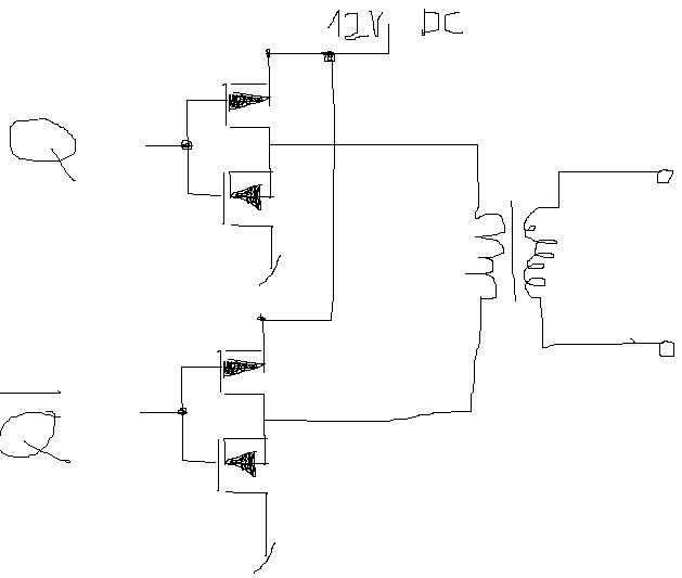 Inverter 12V DC => 110V / 800Hz AC - jak wykona�?