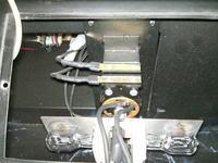 Czym nasmarować przekrętło z żarówami, by chodził ciszej - Eurolite Multi Ray