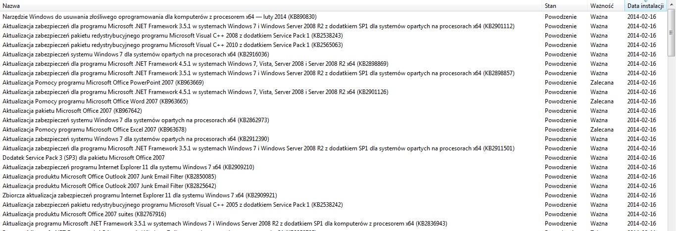 PB EasyNote TS11-HR - Wentylator staje podczas uruchamiania Windows i nie tylko