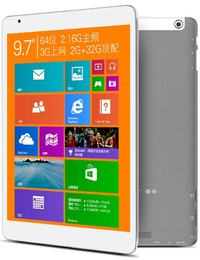 Telcast X98 Air 3G - 9.7-calowy tablet z Androidem 4.4 lub Windowsem 8.1