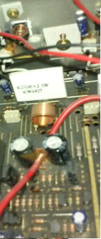 Harman Kardon AVR 335 - Trzaski w jednym głośniku ( Front Left )