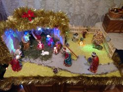 Szopka Bożonarodzeniowa A' la MYSZOR
