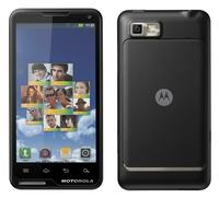 Motorola MOTOLUXE super cie�ki smartphone z Androidem + wideo