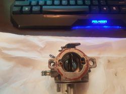 B&S 12.5 HP - Wymiana pierścieni tłoka.