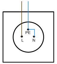 Podłączenie bojlera elektrycznego do instalacji 2-przewodowej w układzie TN-C