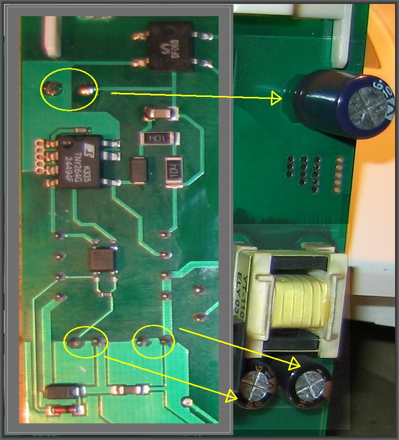 Pralka Amica Optimum PC 5580A423 - odgłos przekaźnika co sekundę