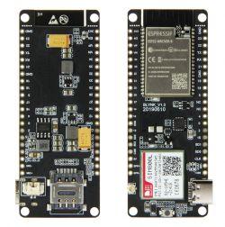 TTGO T-Call - płytka prototypowa z Wi-Fi i GPRS wielkości Raspberry Pi Zero