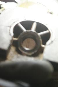 Pilarka Partner 351 - ocena stanu silnika
