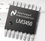 LM3450 - nowy sterownik LED od National Semiconductors