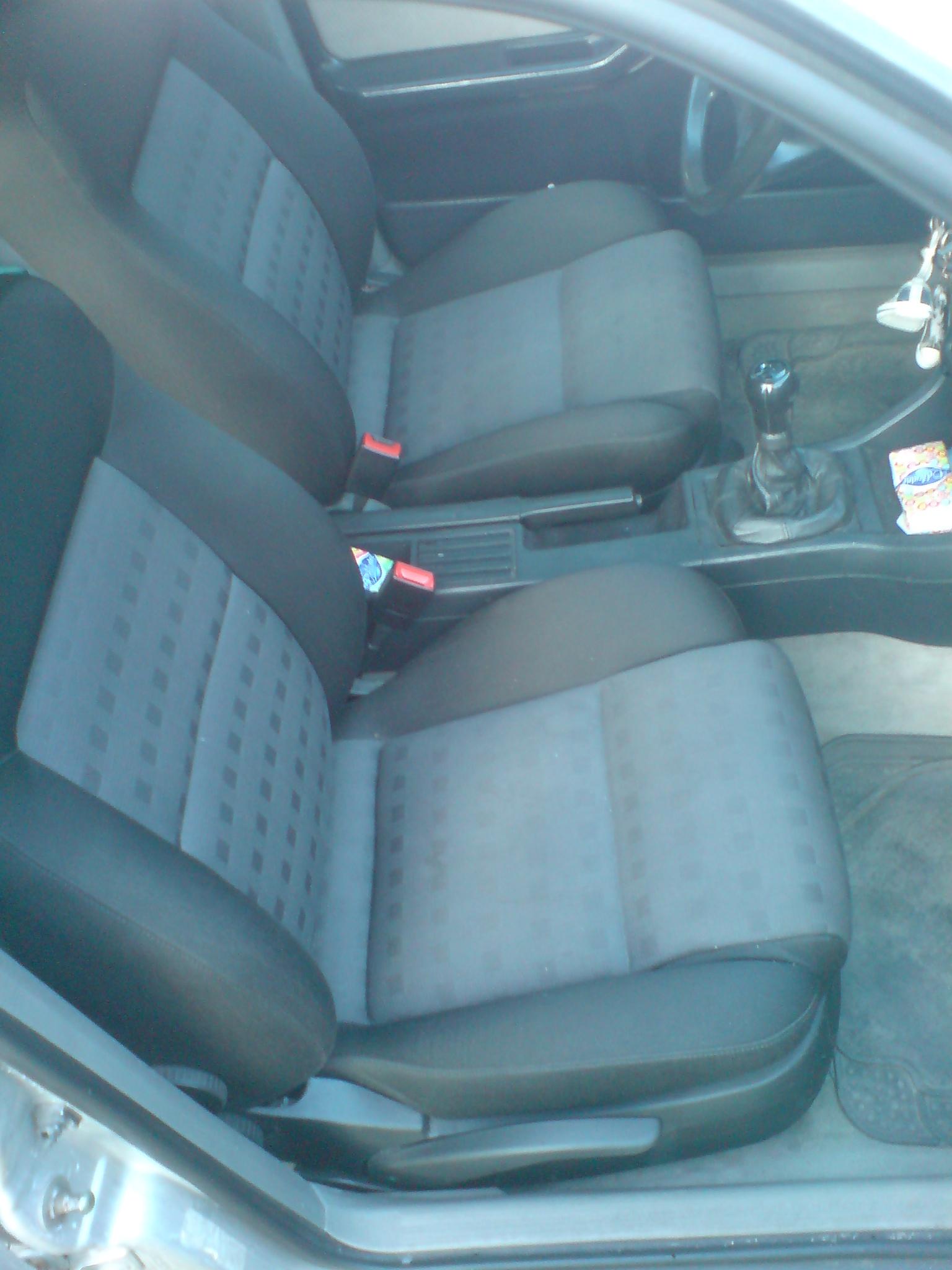 Audi 80 Zmiana Siedzeń Z Passata Elektrodapl
