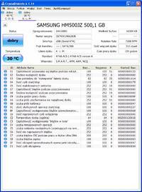 HDD Samsung S2 Portable 3 500G - Brak dostępu do partycji