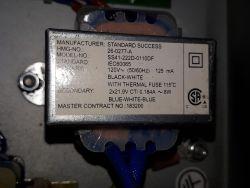 Przeróbka zasilania DriveRack PA z 115V na 230V