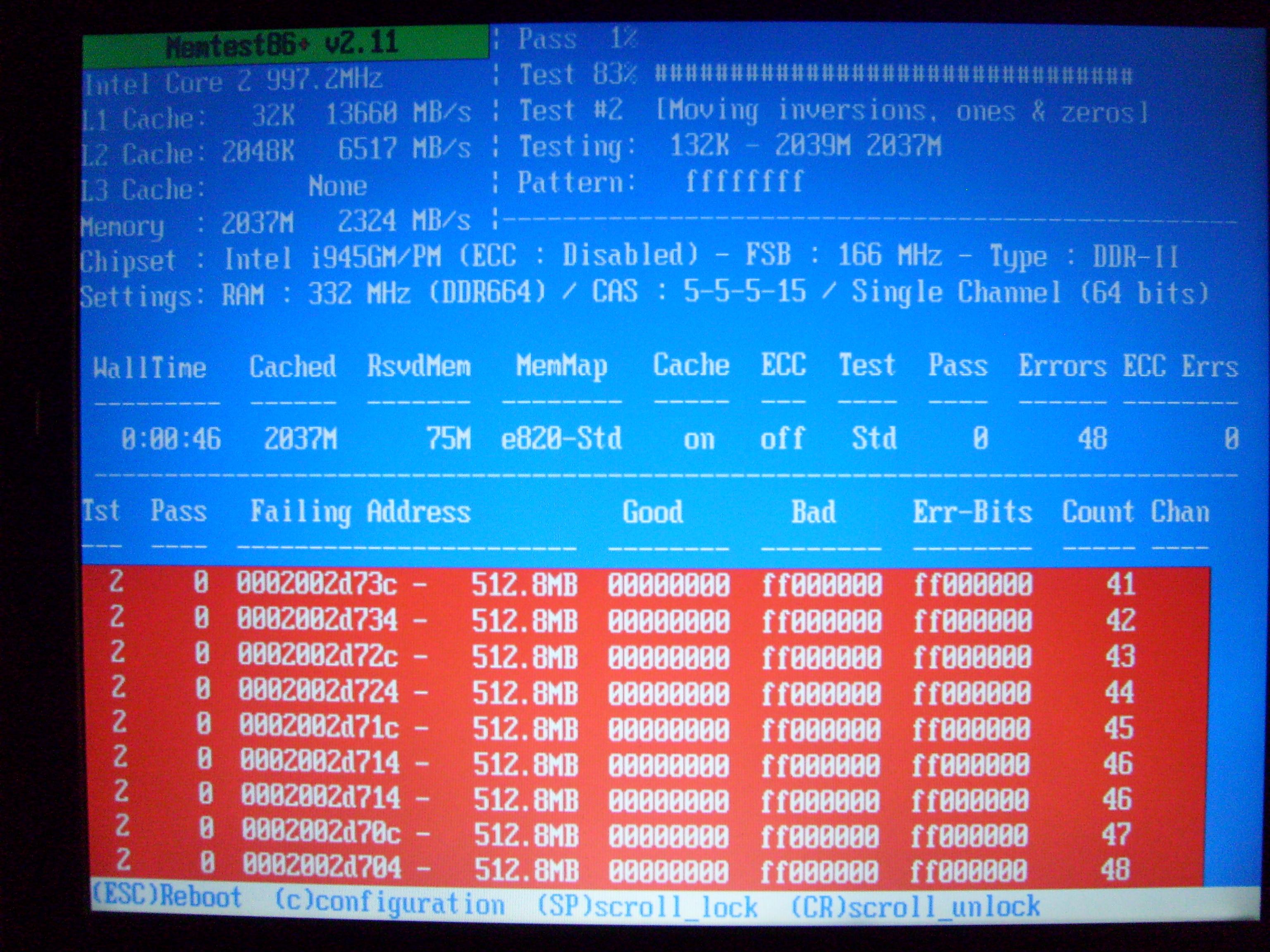Lenovo t60 nie mog� zainstalowa� systemu