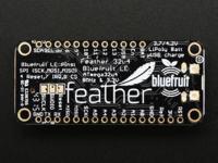 Feather 32u4 Bluefruit LE - nowy moduł z Bluetooth LE od Adafruit