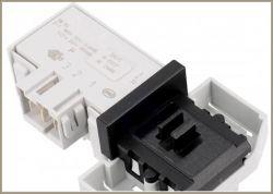 Pralka Bosch WLX24461PL Maxx 5 - wtyczka blokady, jak podłączyć?