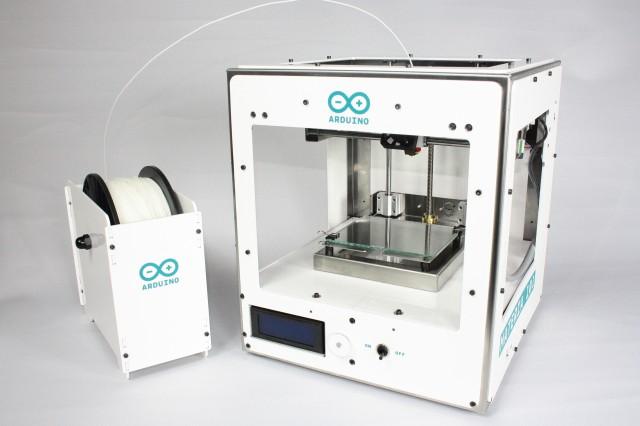 Materia 101 - drukarka 3D tw�rc�w Arduino  za <600 euro