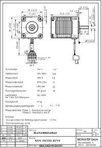 [Sprzedam] Silniki krokowe 39mmx39mmx51mm silnik krokowy