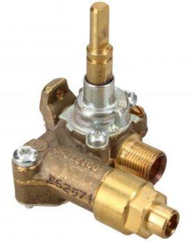 Kuchenka Amica model 52GE3.32ZpTa(W) - jeden palnik nie daje prawie gazu!