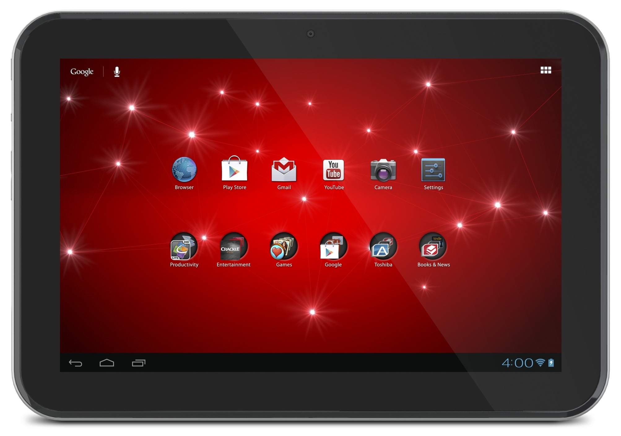 Toshiba Excite 10 - 10-calowy tablet z Tegra 3 i Android 4.0