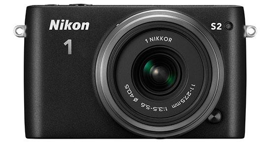 """Nikon 1 S2 - bezlusterkowiec z 1"""" matryc� 14,2 Mpx"""