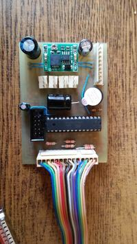 Kolejny komputer pokladowy ILI9341 TouchScreen