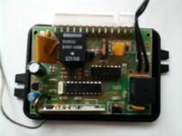 Autoalarm SPS Electronics Cerberus small rozkodowal sie,brak reakcji na pilota.