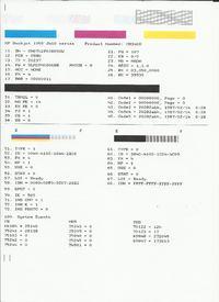 drukarka HP DJ 1050 -J410 nie drukuje z komputera