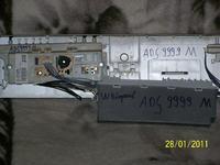 Zmywarka Whirlpool adg 9999m - nie działa, nic nie świeci...