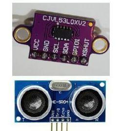 Porównanie modułów: HC-SR04 vs. VL53L0X w aplikacjach pojazdów autonomicznych