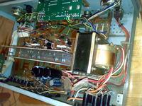 Pioneer SA-508 poszukuję Transformator, oraz pokręteł i nakładki przełącznika