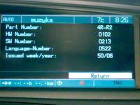 Renault scenic 2007r Carminat nawigacja.