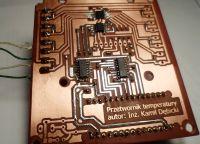 Wielokanałowy rejestrator temperatury