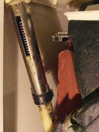 Pralka Whirpool AWG 650 - Zasobnik na proszek jak zdemontować?