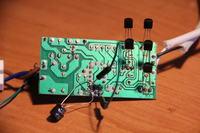 Ledy sterownik RGB - LINFONE - za wysokie napięcie na wyjściu