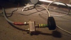 ODU-IDU 200 i brak internetu z anteną naziemną