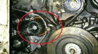 Renault, Master 2.2dci - Cieknie/wyp�ywa olej spod rozrz�du