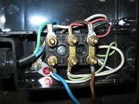 LAFERT - Silnik trójfazowy zmiana kierunku obrotów