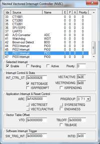 [LPC1114] pin GPIO jako źródło przerwania
