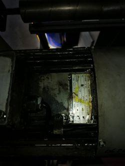 Lenze 11MF4 - Jak wygląda układ uzwojeń w tym silniku.
