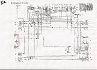 MF 3080 ELEKTRYKA moduł skrzyni biegów.