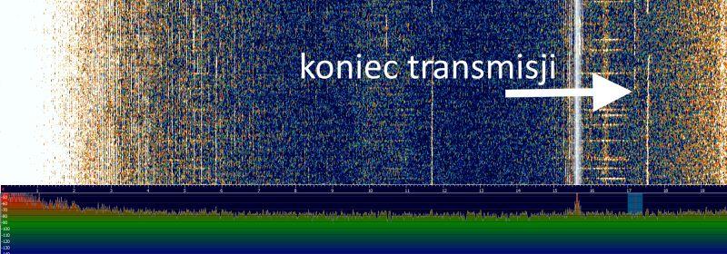 Coroczna transmisja z nadajnika SAQ 17.2kHz 30 czerwca 2019