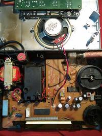 Radiobudzik Grundig Sonoclock 360L buczy głośnik