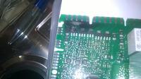 Zmywarka Bosch SMS58N68EU50 - kod błędu E05