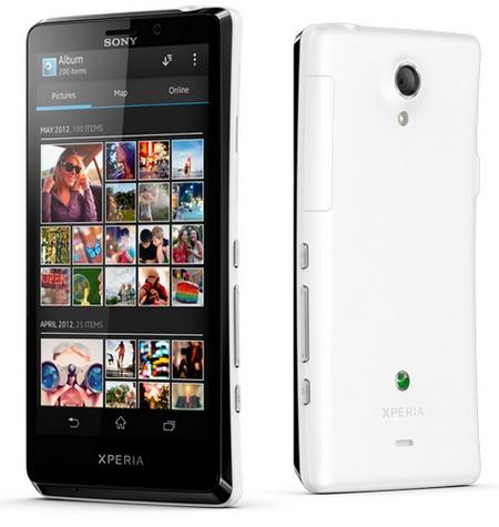 Sony Xperia T - nowy flagowy smartphone z aparatem 13 Mpx