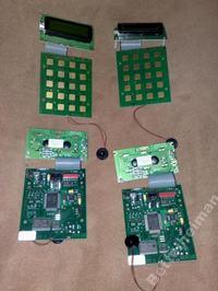 Czytnik kart kredytowych na uk�adzie DS5002