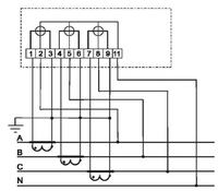 Licznik A1800 Alpha, jak podłączyć?