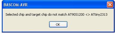 AVR ATmega8 - Nie chce się zaprogramować